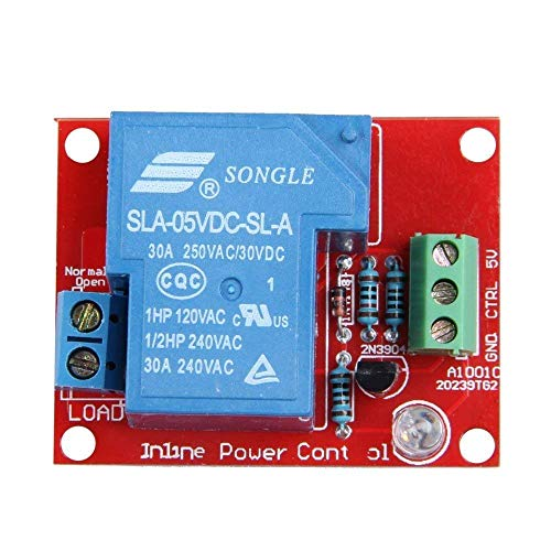 UIOTEC SLA-05VDC-SL-A 5V 30A Relay Module High Power for Arduino AVR PIC DSP ARM*