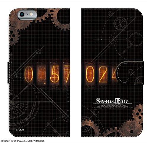 Preisvergleich Produktbild STEINS; GATE 02 Divergenz Meter Tagebuch Smartphone Fall iPhone6Plus / 6sPlus