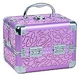 """1PLUS Beauty case / Kosmetikkoffer / Schminkkoffer """"Mailand"""""""