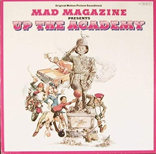 Mad Magazine Presents 'Up The Academy' - Original Motion Picture Soundtrack [Vinyl LP]