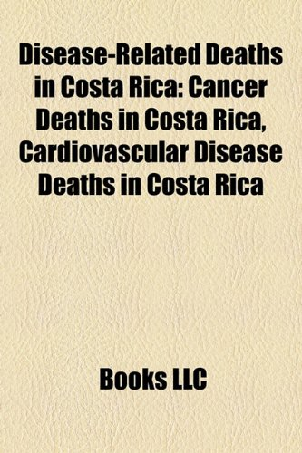 Disease-related Deaths in Costa Rica