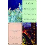 The Heath Anthology of American Literature: Volume C: Late Nineteenth Century: 1865-1910