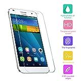 fenrad Esclusivo Alta Qualità in Vetro Temperato Pellicola protettiva schermo di protezione per Huawei Ascend G7 (Il panno in microfibra incluso)