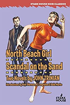 North Beach Girl / Scandal on the Sand (English Edition) di [Trinian, John]