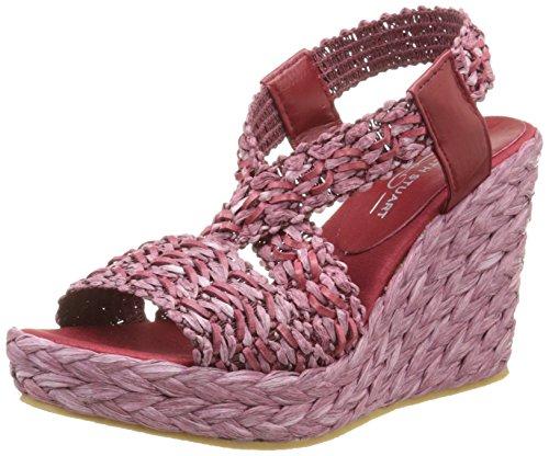 ELIZABETH STUART Damen Fuxy 310 Sandalen Pink - Rose (Framboise)