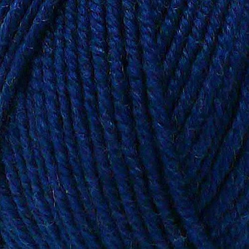 Peter Pan-DK - Gomitolo di lana merino baby, 50 g Navy (Navy Ago)