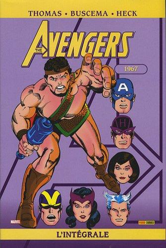 The Avengers : L'intégrale : 1967