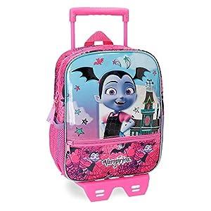 Disney Vampirina Bolsa de Viaje Morado 40x28x22 cms Poliéster 24.64L