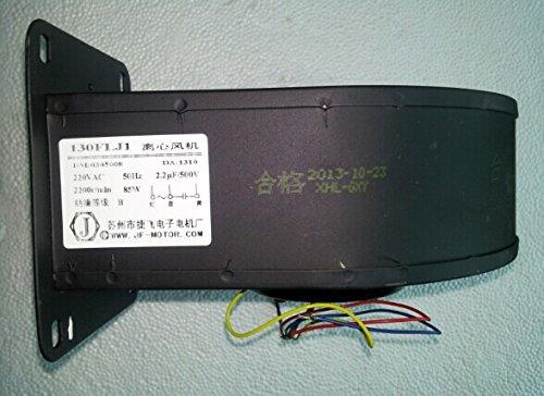 Zyvpee® 130FLJ1 220VAC 85W 2.2uF/500V 50Hz Zentrifugalventilator