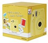Fujifilm Instax Mini 8 Kamera gelb
