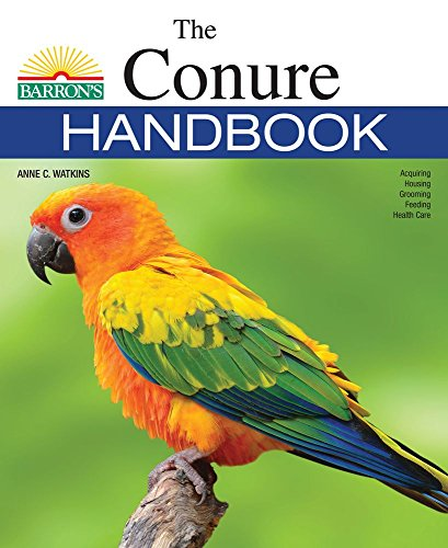 the conure handbook barron s pet handbooks amazon co uk anne