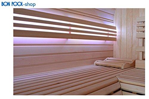 'Bon piscine Sauna en bois Coussin appui-tête ergonomique \\