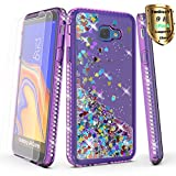 Galaxy J4 Core Case,Galaxy J4 Prime Case with Tempered
