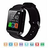 DXABLE Orologio Bluetooth intelligente - Orologio Da Polso WristWatch Digitale - Supporto Tracker di...