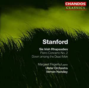 Six Irish Rhapsodies - Piano Concerto No.2