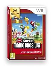 Nintendo Selects: New Super Mario Bros. Wii (Nintendo Wii)