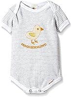 Adelheid Unisex Baby Body Frisch Geschlüpft Bio Strampler K. A. Albglück