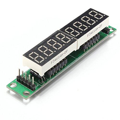 modulo di memoria per microcontrollore Arduino Raspberry Pi modulo IIC DS3231/AT24C32 DaoRier orologio ad alta precisione real time clock RTC