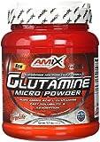 Amix Glutamine, Aminoácidos, 500 g