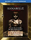 Annabelle: Creation [Blu-ray + Digital Download] [2017] [Region Free]