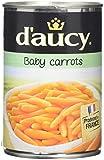 D' Aucy Baby - Karotten (400 G)