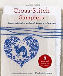 By Marjorie Massey - Made in France: Cross-stitch Samplers