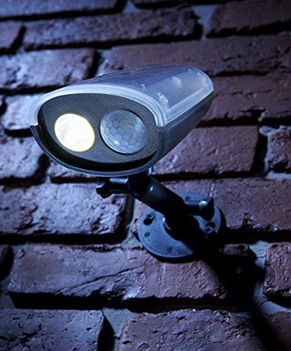 TurnRaise Solar Power Überwachung Wireless LED Sicherheit Motion Sensor Licht Auto/aus Family Safety