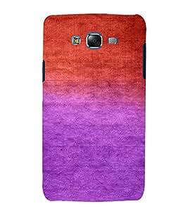 PrintVisa Vintage Art Pattern 3D Hard Polycarbonate Designer Back Case Cover for Samsung Galaxy J7