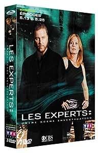 Les Experts : Saison 5, Partie 2 - Coffret 3 DVD