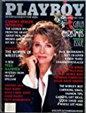 PLAYBOY EDITION US du 01/12/1989 - CANDICE BERGEN - HEAVENLY-HULKS / THE WOMEN OF WRESTLING - MIKE HAMMER - MYSTERY FROM MICKEY SPILLANE - JACK NICHOLSON - KAREN MAYO-CHANDLER - A FEW WORDS FROM THE MAN WHO MADE GEORGE BUSH PRESIDENT - CONVICTED KILL
