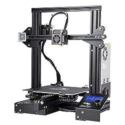 Comgrow Creality Ender 3 3D Printer Aluminum DIY with Resume Print 220 * 220 * 250mm