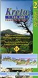 Kreta Touristikkarten Westen und Osten - 1:100.000: Harms-ic Touristikkarten, Kreta, Der Osten (Maps of Crete) - harms-ic-verlag