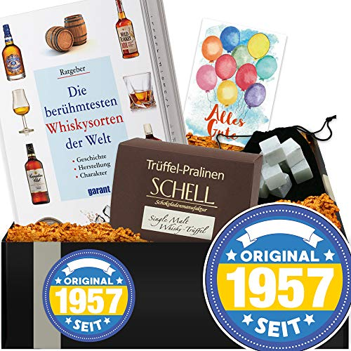 Original seit 1957 | Whisky Geschenkidee | Geschenke Opa