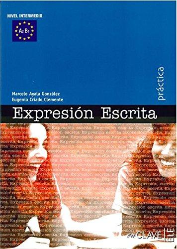 Practica escrita: Expresion escrita 2 - Intermedio (A2-B1) par Eugenia Criado Clemente