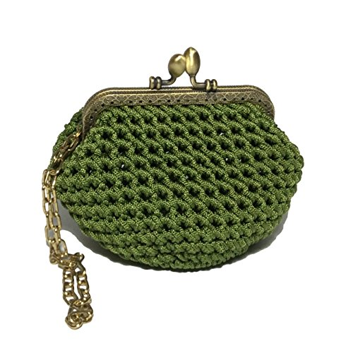 bella-evening-olive-green-mini-pochette-coin-wallet
