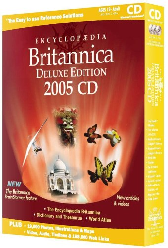 Encyclopaedia Britannica 2005 Deluxe  (PC+MAC)