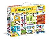 Clementoni - Kit 8 juegos en 1, juego educativo (65600.4) - Clementoni - amazon.es