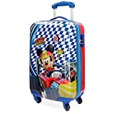 Mickey Race Valigia per bambini, 55 cm, 33 liters, multicolore (Multicolor)