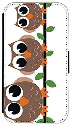 Flip Cover für Apple iPhone 4 / 4s Design 258 Totenkopf Skull Blau Hülle aus Kunst-Leder Handytasche Etui Schutzhülle Case Wallet Buchflip (258) 293