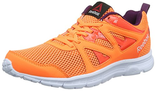 Reebok Run Supreme 2.0, Scarpe da Corsa Donna Orange (Elect Peach/Atom Red/Celest Orchd/Wht)