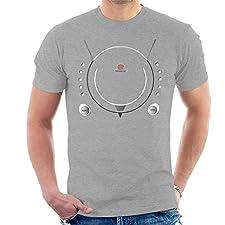 Cloud City 7 Sega Dreamcast Gaming Console Men's T-Shirt
