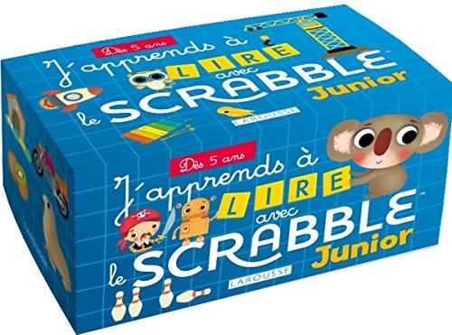 J'apprends à lire avec le Scrabble par Naoielle Ostiz