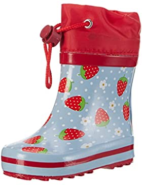 Beck Erdbeere - Stivali di Gomma Bambina