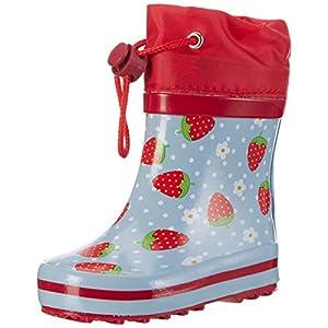 Beck Erdbeere, Botas de Agua para Niñas