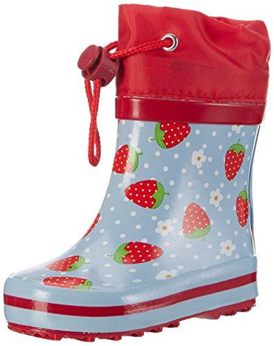 Calvin Klein Erdbeere, Botas de Agua para Niñas