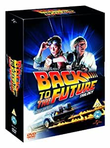 Back To The Future Trilogy Dvd 1985 Amazon Co Uk