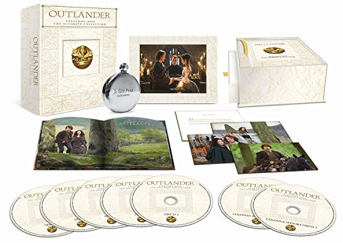 Outlander: Stagione 1 (Ultimate Edition) (5 Blu-ray)