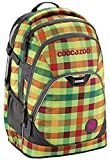 Hama Coocazoo EvverClevver 2 Schulrucksack Hip To Be Square Green