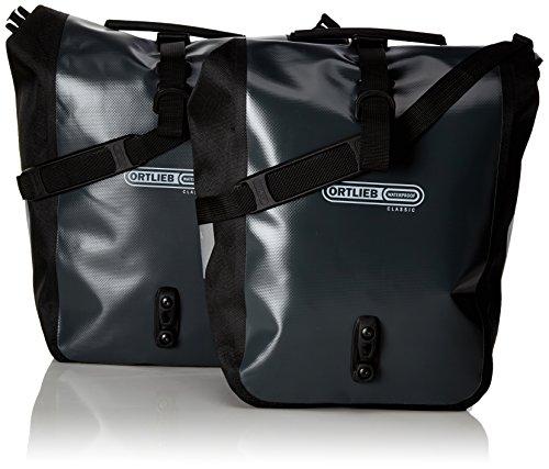 07944c4f08 Ortlieb Sport-Roller Classic Bike Bags - Asphalt-Black, 30 x 25 x