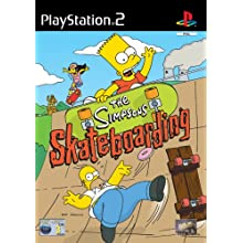 The Simpsons Skateboarding (PS2)